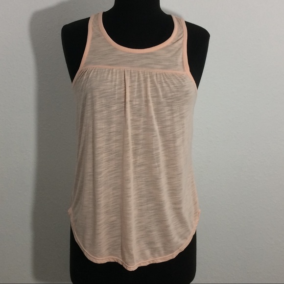American Eagle Outfitters Tops - American Eagle Outfitters AEO Tank Top Zipper Back
